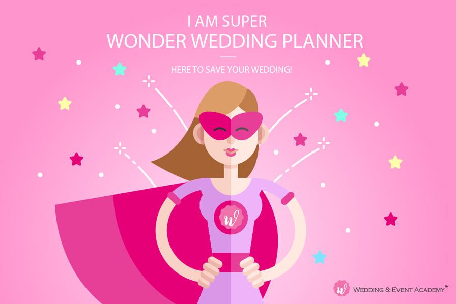 Wonder Wedding Planner der WEA